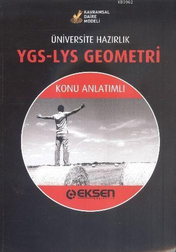 YGS-LYS Geometri Konu Anlatım Kitabı