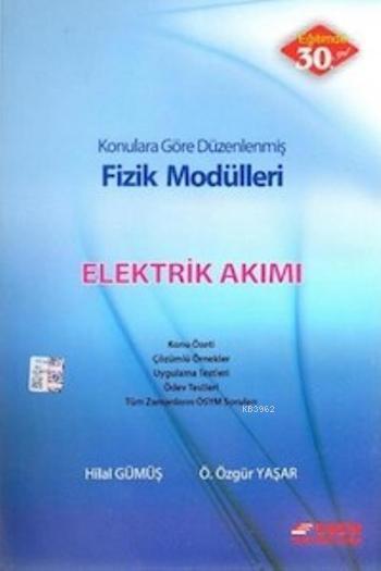 Fizik Modülleri Elektrik Akımı