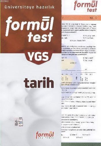 YGS Tarih Yaprak Test
