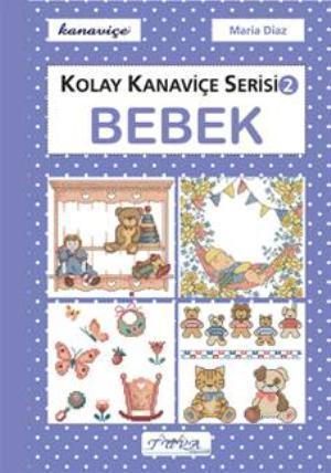 Kolay Kanaviçe Serisi-2 Bebek