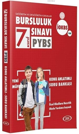 7. Sınıf PYBS Bursluluk Sınavı Konu Anlatımlı Soru Bankası