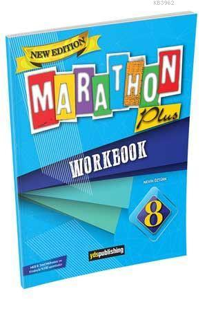YDS Publishing New Edition Marathon Plus Grade 8 Workbook