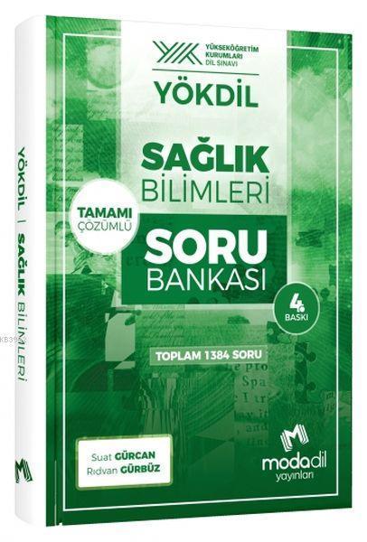 Modadil YökDil Sağlık Bilimleri Soru Bankası Yeni
