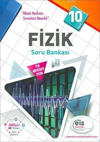 EİS Yayınları 10. Sınıf Fizik Soru Bankası EİS