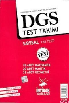 DGS Test Takımı Sayısal Yaprak Test 2013