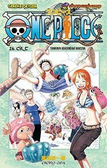 One Piece Cilt 26: Tanrının Adasındaki Macera