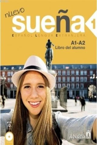 Nuevo Suena 1 Espanol Lengua Extranjera / A1-A2 Libro Del Alumno + Cd Audio