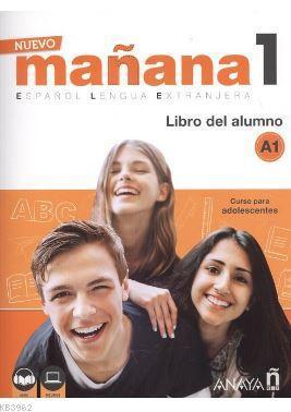 Nuevo Mañana 1 A1 Libro del Alumno +audio descargable