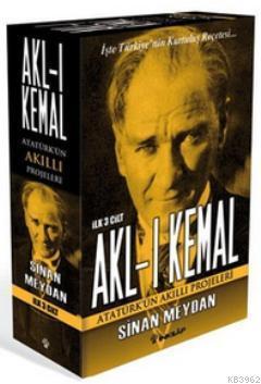 Akl-ı Kemal (3 Kitap Takım - Kutulu)