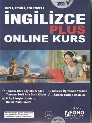 İngilizce Plus Online Kurs