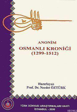 Anonim Osmanlı Kroniği (1299-1592)