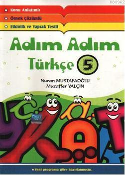 Adım Adım Türkçe 5