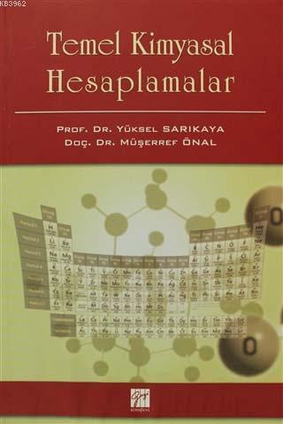 Temel Kimyasal Hesaplamalar