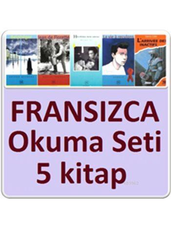 Fransızca Okuma Seti (5 Kitap)