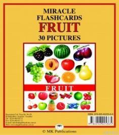 Miracle Flashcards - Fruit