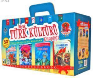 Büyük Türk Kültürü Kitaplığı 50 Kitap