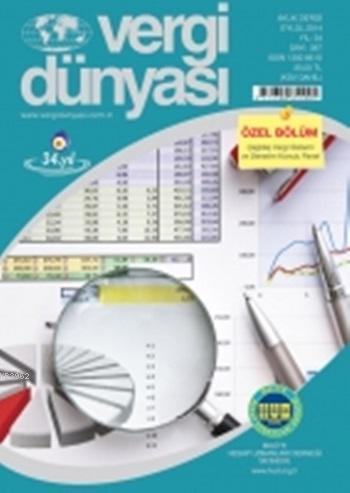 Vergi Dünyası Dergisi Eylül 2014
