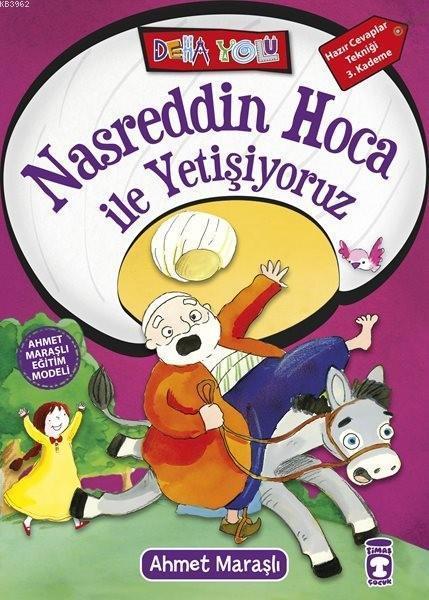 Nasreddin Hoca ile Yetişiyoruz; +8 Yaş