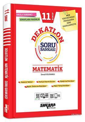 11.Sınıf Matematik Dekatlon Soru Bankası