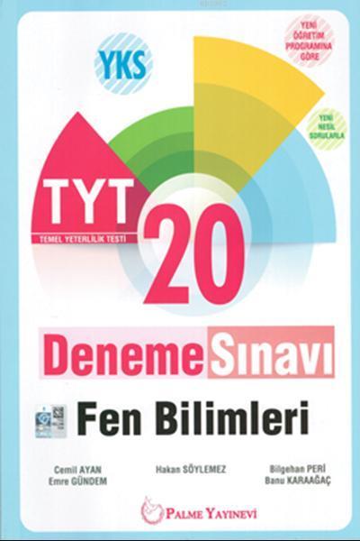 TYT Fen Bilimleri 20 Deneme Sınavı