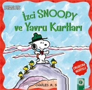 İzci Snoopy ve Yavru Kurtları; Çıkartma Hediyeli