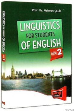 Linguistics For Students Of English Book 2