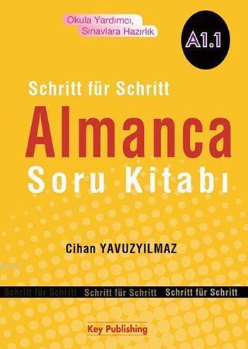 Almanca Soru Kitabı A1.1 (Schritt für Schritt)
