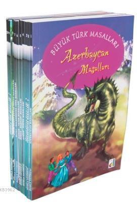 Büyük Türk Masalları (10 Kitap Takım)