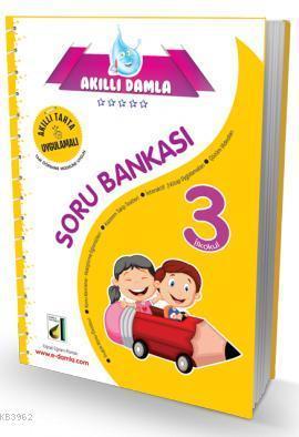 Akıllı Damla 3. Sınıf İnteraktif Soru Bankası