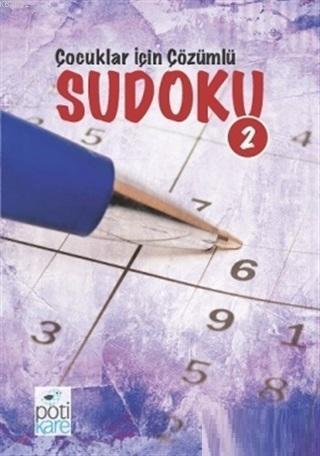 Çocuklar için Çözümlü Sudoku 2