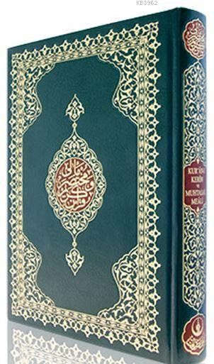 Rahle Boy Mealli Kur'an (Mühürlü)