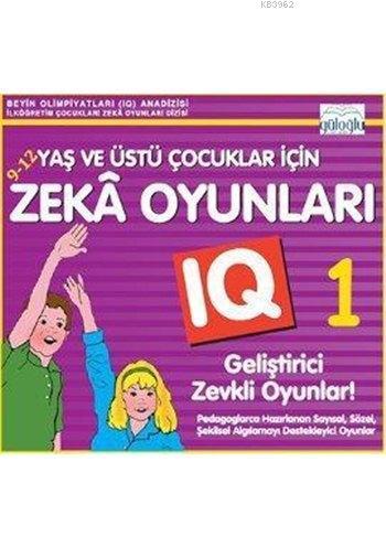 9 - 12 Yaş ve Üstü Çocuklar İçin Zeka Oyunları 1
