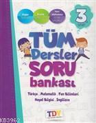 TDY Yayınları3. Sınıf Tüm Dersler Soru Bankası TDY