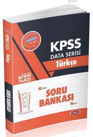 2019 KPSS Data Türkçe Soru Bankası