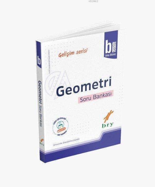 BRY Gelişim Serisi - Geometri Soru Bankası B