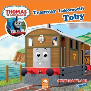 Thomas ve Arkadaşları  Tramvay Lokomotifi Toby