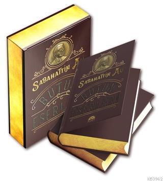 Sabahattin Ali - Bütün Eserleri (Özel Deri Ciltli Kutulu)