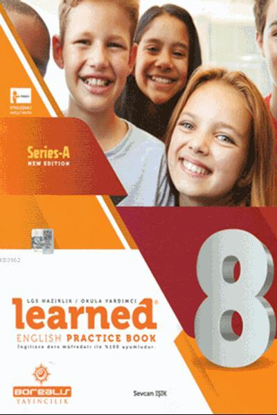 Learned English Practice Book 8; Class 8 Series - A New Edition