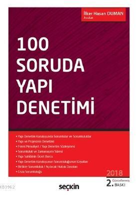 100 Soruda Yapı Denetimi