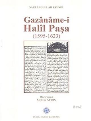 Gazaname-i Halil Paşa (1595 - 1623)