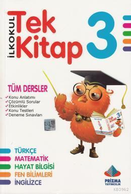 Tek Kitap 3. Sınıf Tüm Dersler