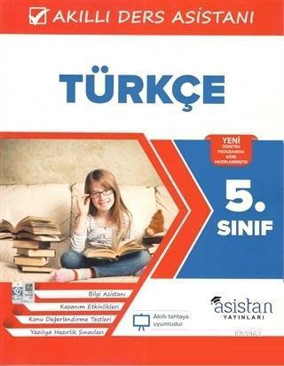 5. Sınıf Türkçe Akıllı Ders Asistanı