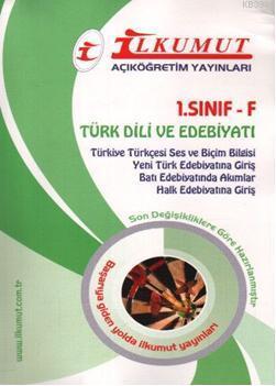 1. Sınıf-F Türk Dili ve Edebiyatı