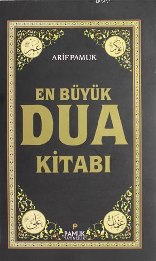 En Büyük Dua Kitabı; (Pamuk-272)
