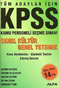 Kpss Genel Kültür Genel Yetenek