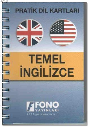 Temel İngilizce; Pratik Dil Kartları