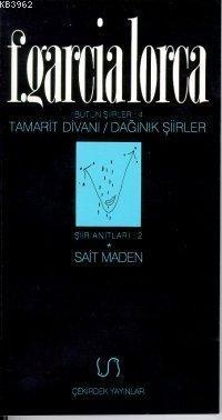 Tamarit Divanı/dağınık Şiirler