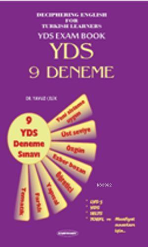YDS 9 Denem İngilizce