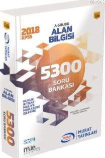 2018 KPSS A Grubu Alan Bilgisi 5300 Soru Bankası