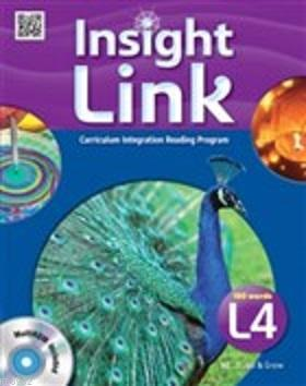 Insight Link 4 with Workbook (CD'li)